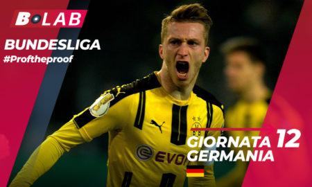 Bundesliga del PROF Giornata 12