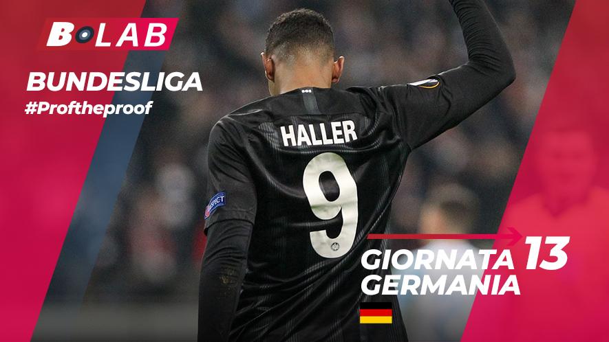Bundesliga del PROF Giornata 13