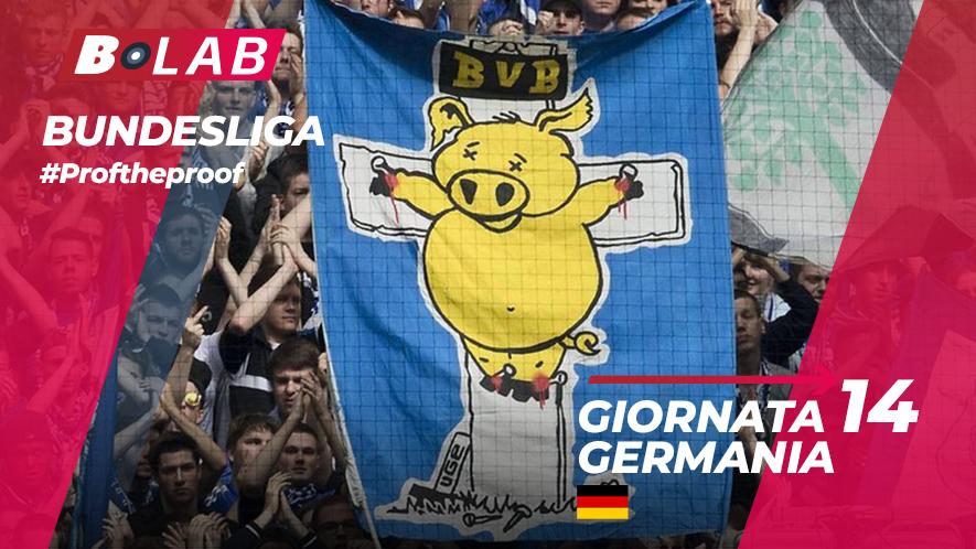 Bundesliga del PROF Giornata 14