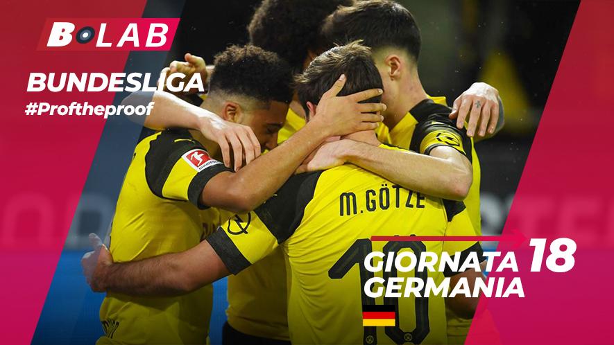 Bundesliga del PROF Giornata 18