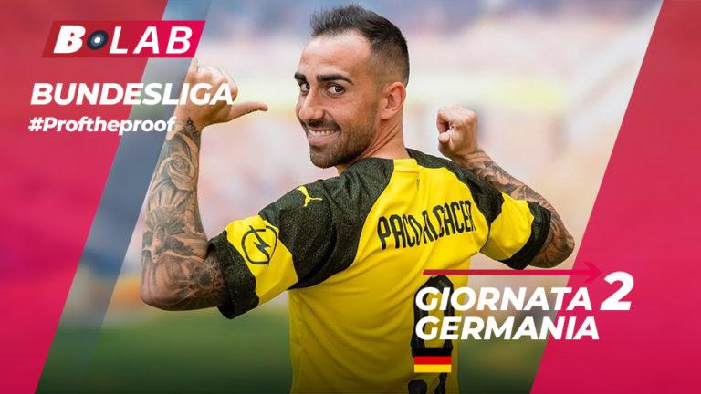 Bundesliga del PROF Giornata 2