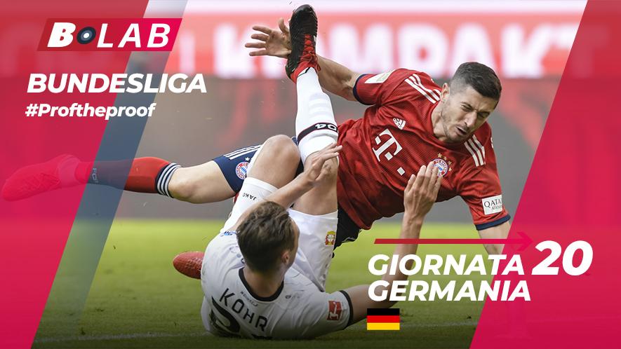 Bundesliga del PROF Giornata 20
