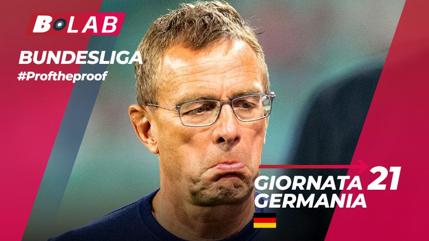 Bundesliga del PROF Giornata 21