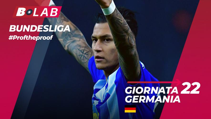 Bundesliga del PROF Giornata 22