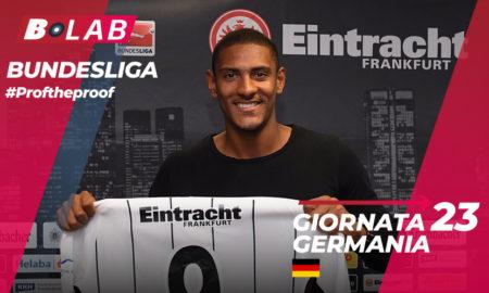 Bundesliga del PROF Giornata 23