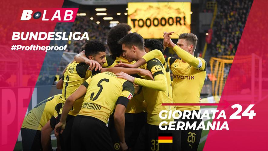Bundesliga del PROF Giornata 24