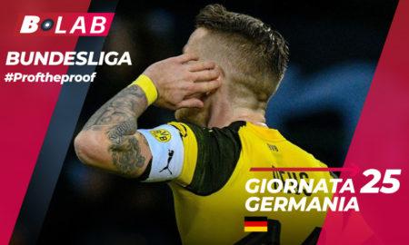 Bundesliga del PROF Giornata 25
