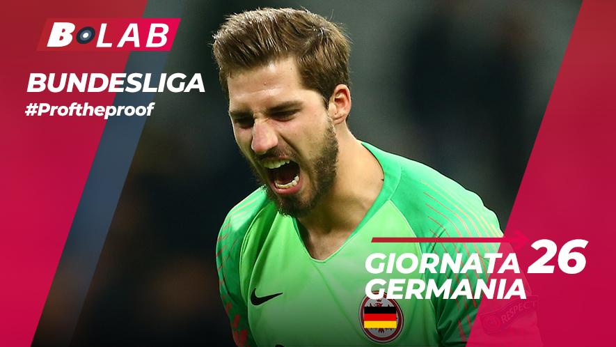 Bundesliga del PROF Giornata 26