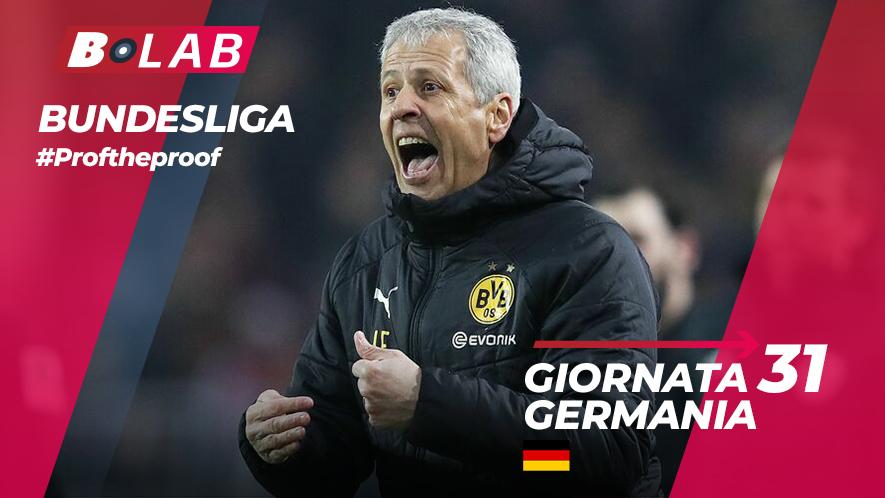 Bundesliga del PROF Giornata 31