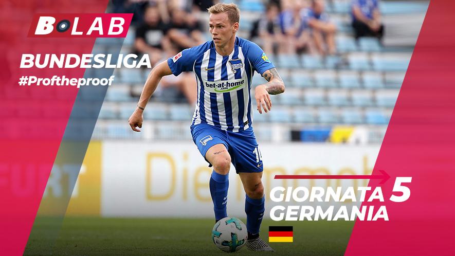 Bundesliga del PROF Giornata 5