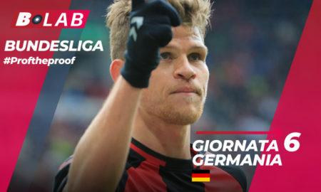 Bundesliga del PROF G6