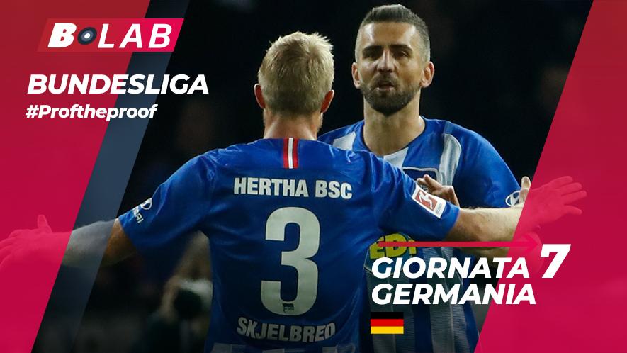 Bundesliga del PROF Giornata 7