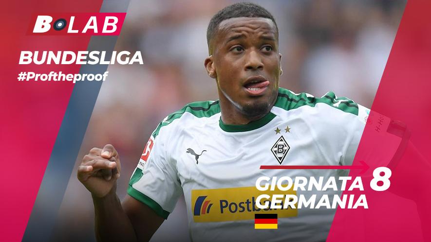 Bundesliga del PROF Giornata 8