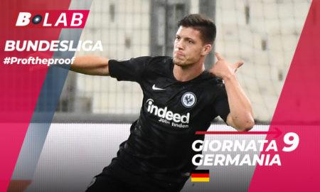 Bundesliga del PROF Giornata 9