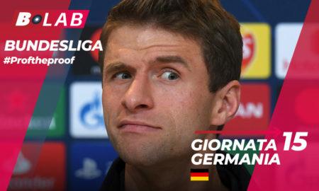 Bundesliga del PROF G15