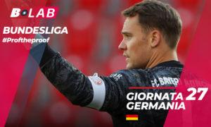 Bundesliga Giornata 27 2019/20