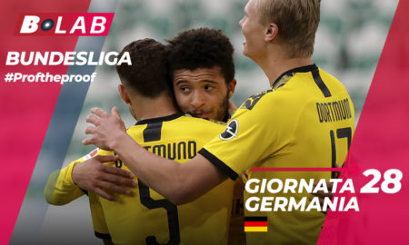 Bundesliga Giornata 28 2019/20