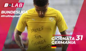 Bundesliga Giornata 31 2019/20