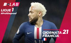 Ligue 1 del PROF G21