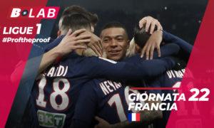 Ligue 1 del PROF G22