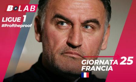 Ligue 1 del PROF G25