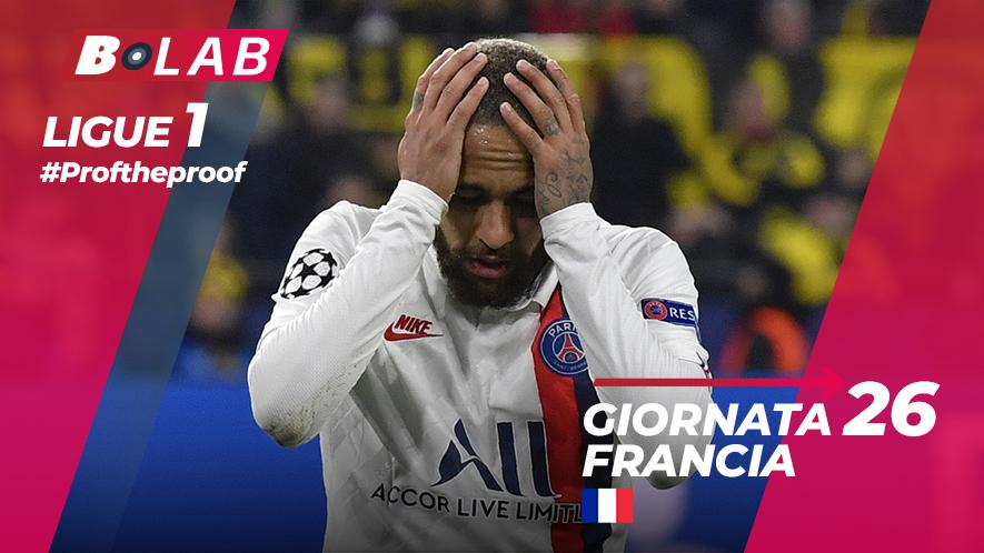 Ligue 1 del PROF G26