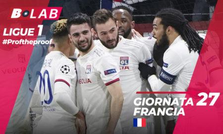 Ligue 1 del PROF G27