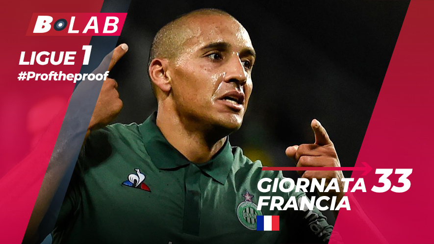 Ligue 1 del PROF Giornata 33