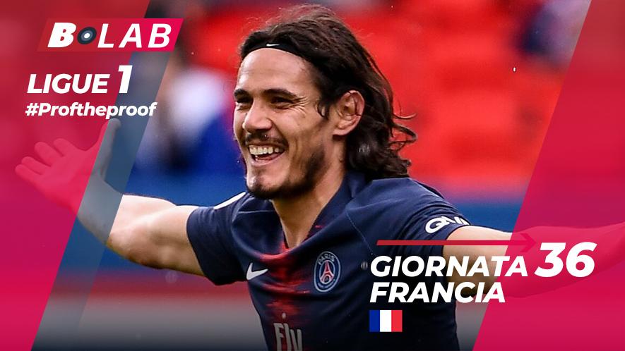Ligue 1 del PROF Giornata 36