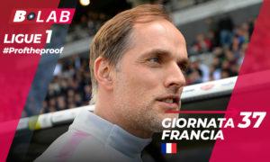 Ligue 1 del PROF Giornata 37