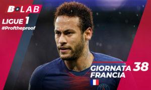 Ligue 1 del PROF Giornata 38