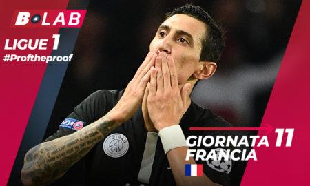 Ligue 1 del PROF Giornata 11