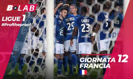 Ligue 1 del PROF Giornata 12