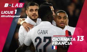 Ligue 1 del PROF G13