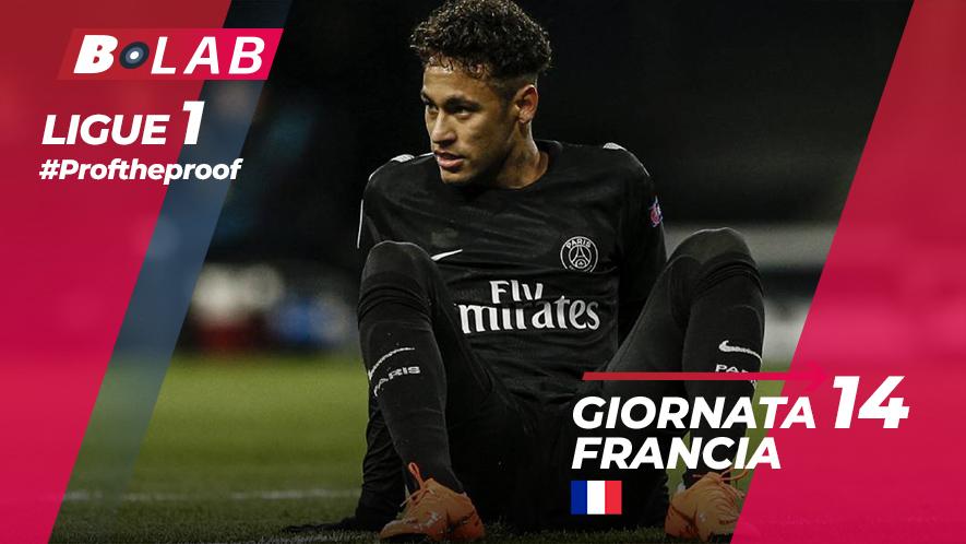 Ligue 1 del PROF Giornata 14