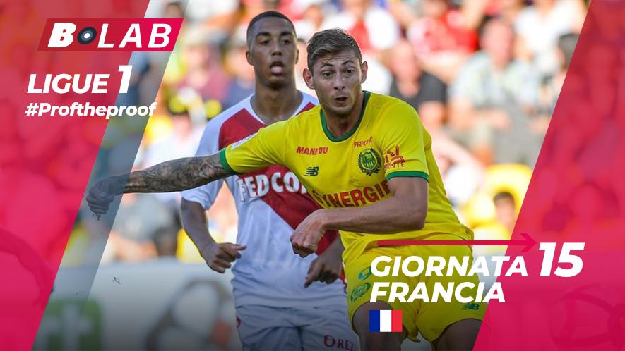 Ligue 1 del PROF Giornata 15
