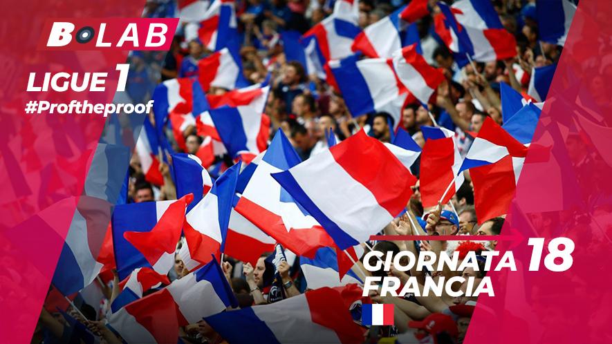Ligue 1 del PROF Giornata 18