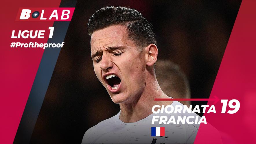 Ligue 1 del PROF Giornata 19