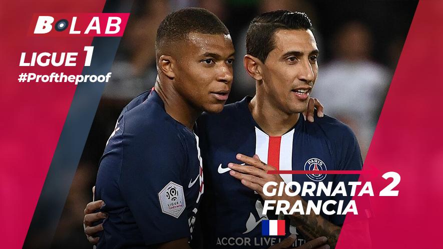 Ligue 1 del PROF G2