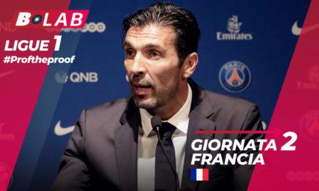 Ligue 1 del PROF Giornata 2