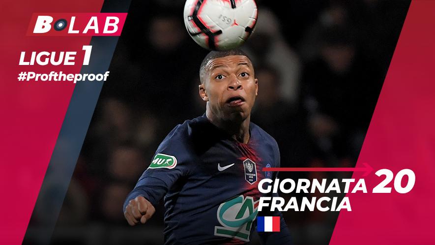 Ligue 1 del PROF Giornata 20