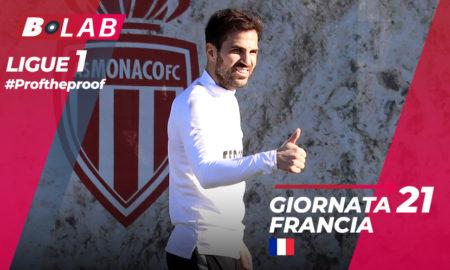 Ligue 1 del PROF Giornata 21