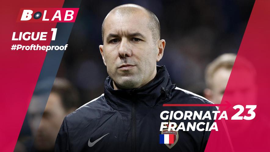 Ligue 1 del PROF Giornata 23