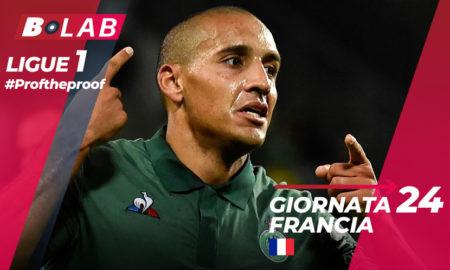 Ligue 1 del PROF Giornata 24