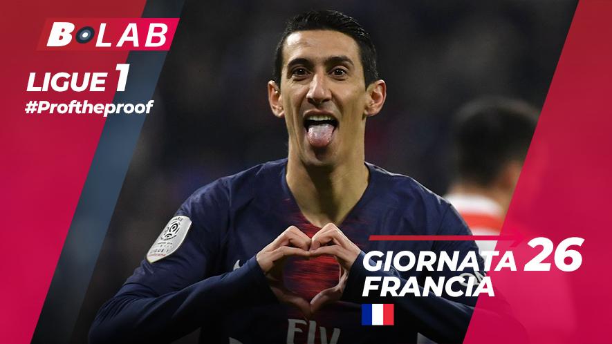 Ligue 1 del PROF Giornata 26