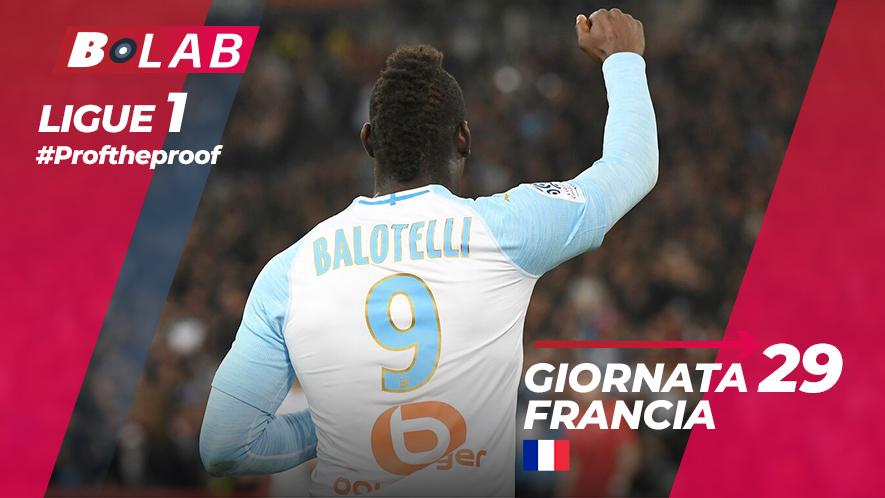 Ligue 1 del PROF Giornata 29