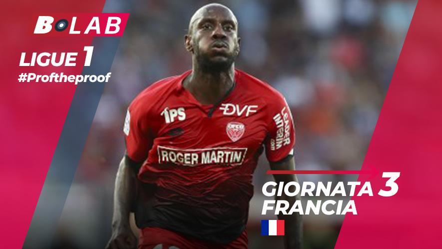 Ligue 1 del PROF Giornata 3