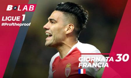 Ligue 1 del PROF Giornata 30