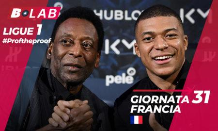 Ligue 1 del PROF Giornata 31