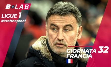 Ligue 1 del PROF Giornata 32